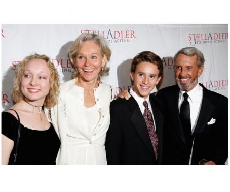 Roy Scheider  & Family