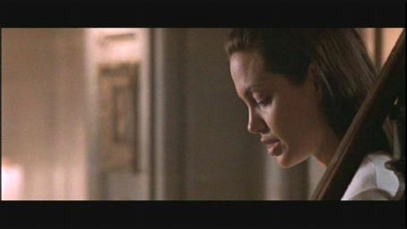 Angelina Jolie in Simon West's Lara Croft: Tomb Raider, also starring Jon Voight - 2001
