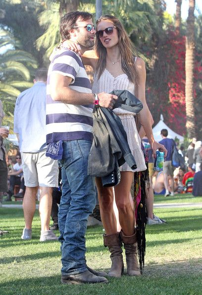 Alessandra Ambrosio And Jamie Mazur At The 2011 Coachella Music Festival  (Alessandra Ambrosio)