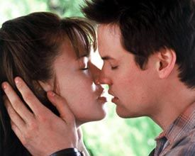 Mandy Moore and Shane West Shane West and Mandy Moore