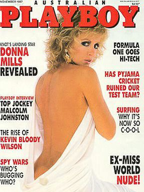 Charming Donna mills very hot