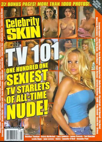 Pamela Anderson - Celebrity Skin Magazine [United States] (September 2002)