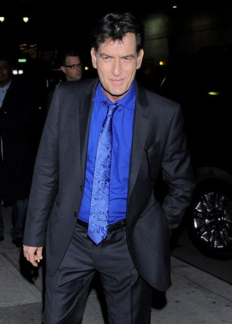 Charlie Sheen: I'm Going To Be A Grandfather!