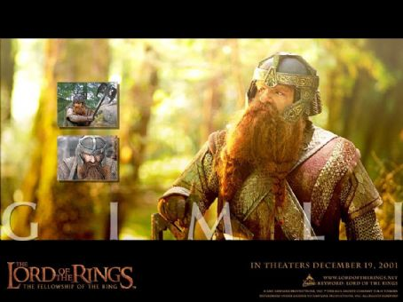 John Rhys-Davies New Line's The Lord of The Rings: The Two Towers - 2002