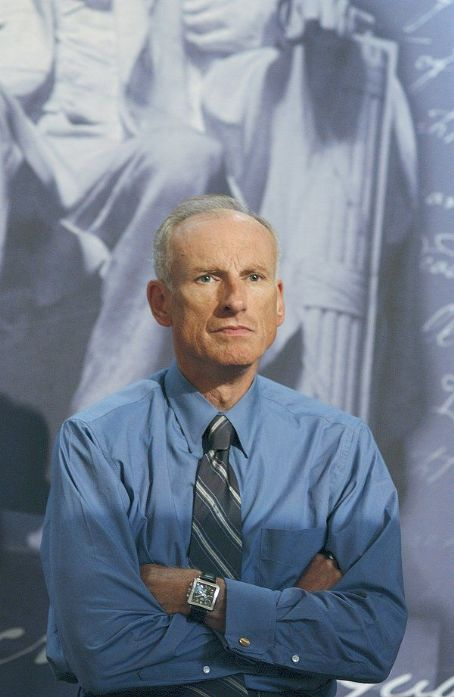 James Rebhorn  stars as the ruthlessly ambitious Senator Bill Arnot