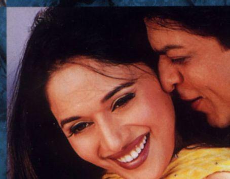 Madhuri Dixit SRK N Madhu