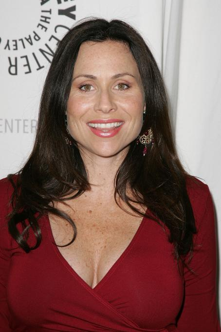 "Minnie Driver - Gypsies, Tramps, And Thieves: An Evening With ""The Riches"" At The Paley Center For Media In Beverly Hills, 18.04.2008."
