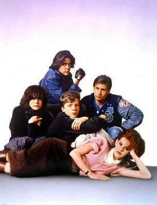 Ally Sheedy The Breakfast Club