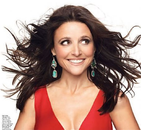 Julia Louis-Dreyfus - Capitol File Magazine Pictorial [United States] (December 2011)