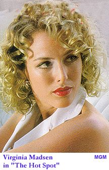 Virginia Madsen The Hot Spot