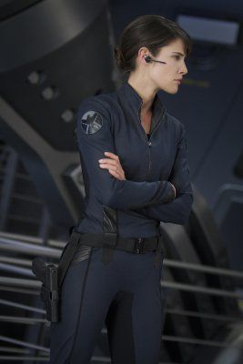 Cobie Smulders - The Avengers