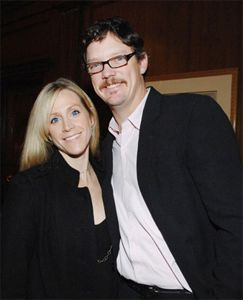 Matthew Lillard  and Heather Helms