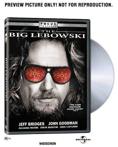 The Big Lebowski  Poster - 1998