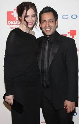 Coco Rocha and James Conran