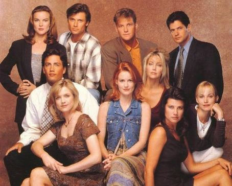 Melrose Place  Cast