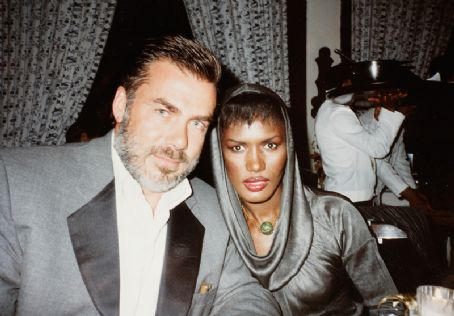 Grace Jones Sven-Ole Thorsen