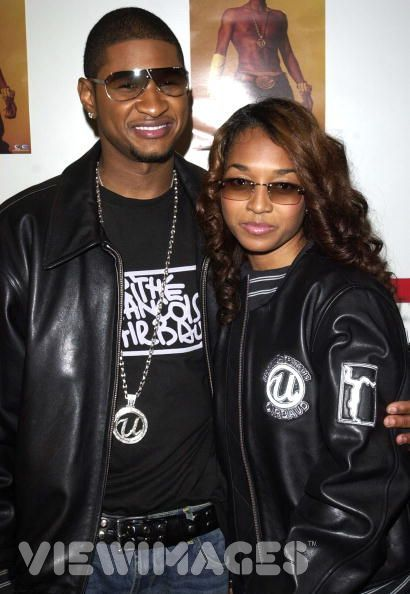 Rozonda 'Chilli' Thomas - Usher Raymond and Rozonda Chilli Thomas