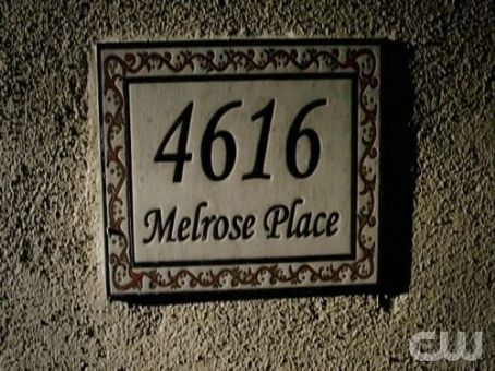 Melrose Place - most scandalous place on LA