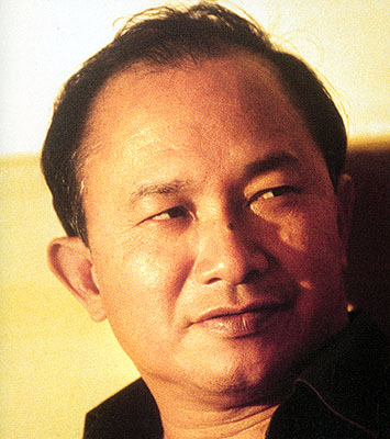 Mission: Impossible II - John Woo, director of Paramount's Mission Impossible 2 - 2000