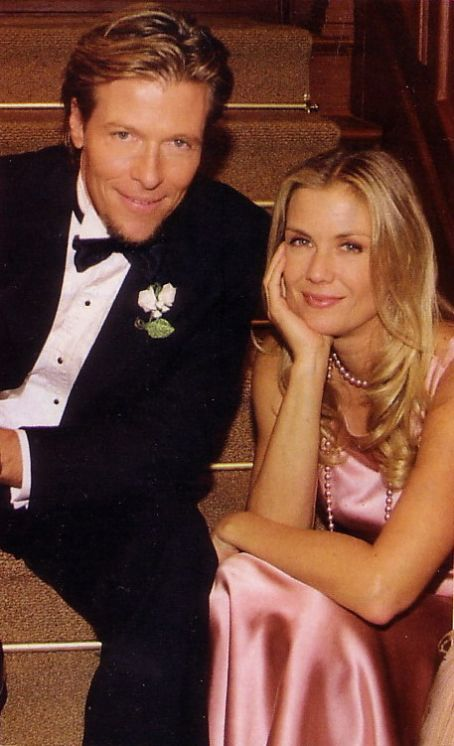 The Bold and the Beautiful Jack Wagner and Katherine Kelly Lang