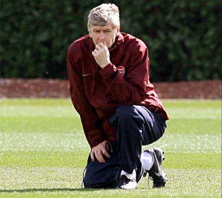 Arsène Wenger Arsene Wenger