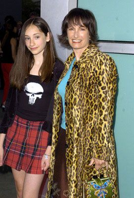 Gale Anne Hurd  & Daughter