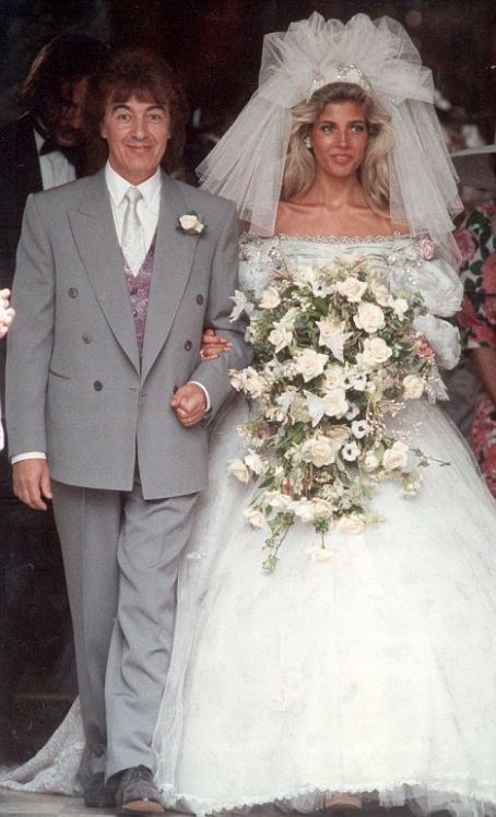 Bill Wyman and Mandy Smith Mandy aged 18 marrying Rolling Stone Bill Wyman