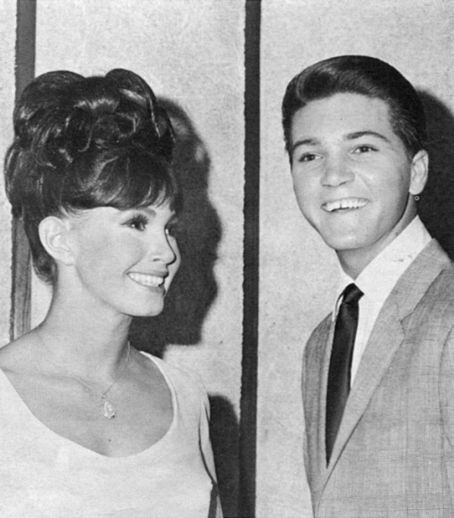 Paul Petersen  and Donna Loren