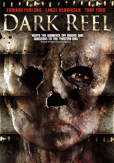 Dark Reel DVD Box Front.