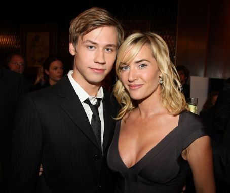 David Kross Kate Winslet and