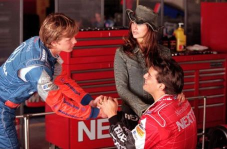 Driven Kip Pardue, Gina Gershon and Cristian De La Fuente in Warner Brothers'  - 2001