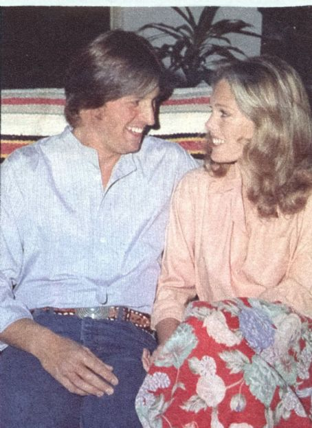 Kathryn Holcomb Bruce Boxleitner & wife  in 1980