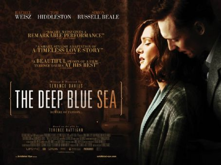 Tom Hiddleston The Deep Blue Sea