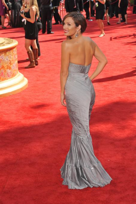 Catt Sadler - 61 Primetime Emmy Awards Held At The Nokia Theatre On September 20, 2009 In Los Angeles, California