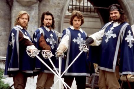 Oliver Platt - The Three Musketeers (1993)