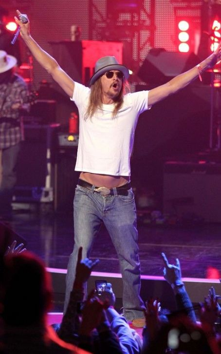 Kid Rock's Struggling City Charity Tour