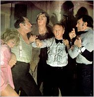 The Poseidon Adventure CAST OF THE POSEIDON ADVENTURE 1972