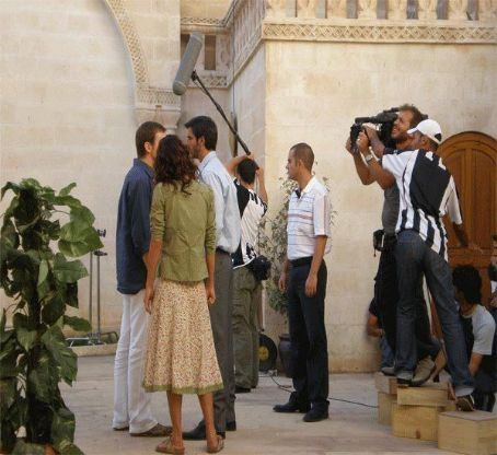 Kartal Balaban Sila (2006) Set - Behind The Camera
