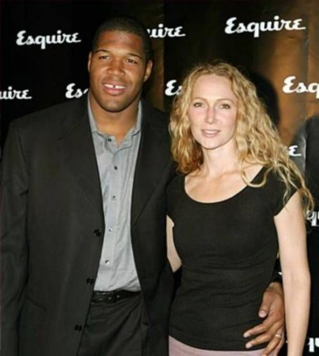 Jean Muggli Michael Strahan and