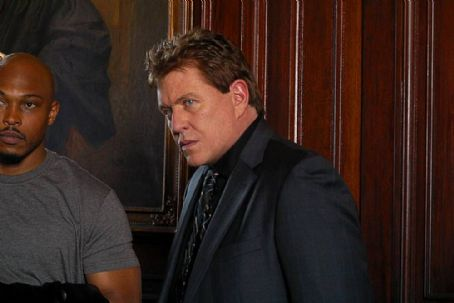 Tom Berenger Sticky Fingaz as Richard Allen and  as Steven Luisi in crime drama 'Breaking Point.'