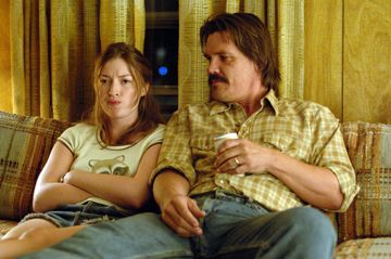 No Country for Old Men Kelly Macdonald and Josh Brolin