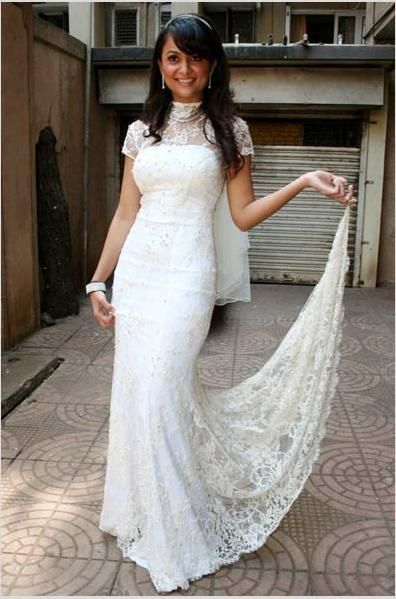 Amrita Arora  Wedding Dress