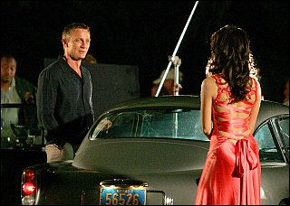 Casino Royale Caterina Murino and Daniel Craig