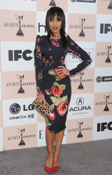 Kerry Washington - Film Independent Spirit Awards at Santa Monica Beach on February 26, 2011 in Santa Monica, California