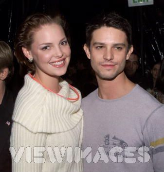 Jason Behr  and Katherine Heigl