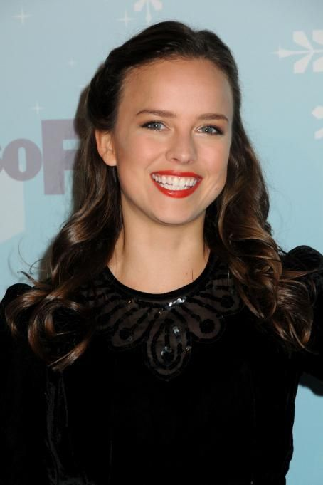 Allison Miller  - Fox All-Star winter TCA party at Villa Sorriso on January 11, 2011 in Pasadena, California
