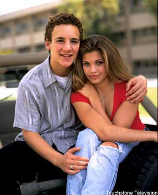 Ben Savage Danielle Fishel and
