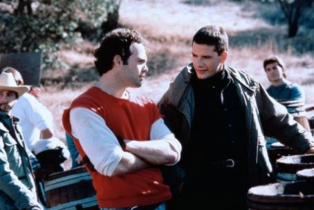 Vincent D'Onofrio - Campbell Scott and Vincent D´Onofrio in Dying Young (1991)