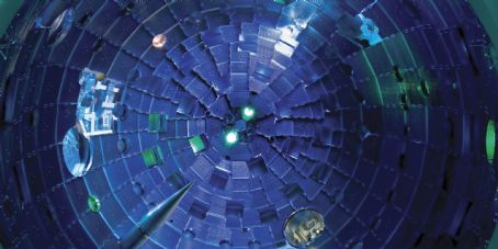 Physicists Crush Diamonds With World's Largest Laser In Record-Setting Research