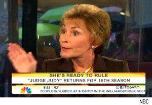 Judge Judy Sheindlin Reflects on 16 Seasons of TV Justice (VIDEO)